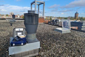 Inspectie_CLV-systeem_Appartementencomplex Azuriet Groningen_2